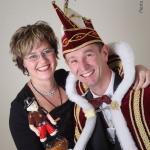 2010 03-01 Prins Frank I en Prinses Lisette Swinkels