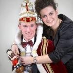 2014 Prins Robin I en Prinses Inge Pouwels
